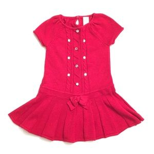 Girls 4t Gymboree sweater dress
